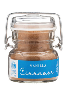 PEPPER CREEK FARMS: Vanilla Cinnamon