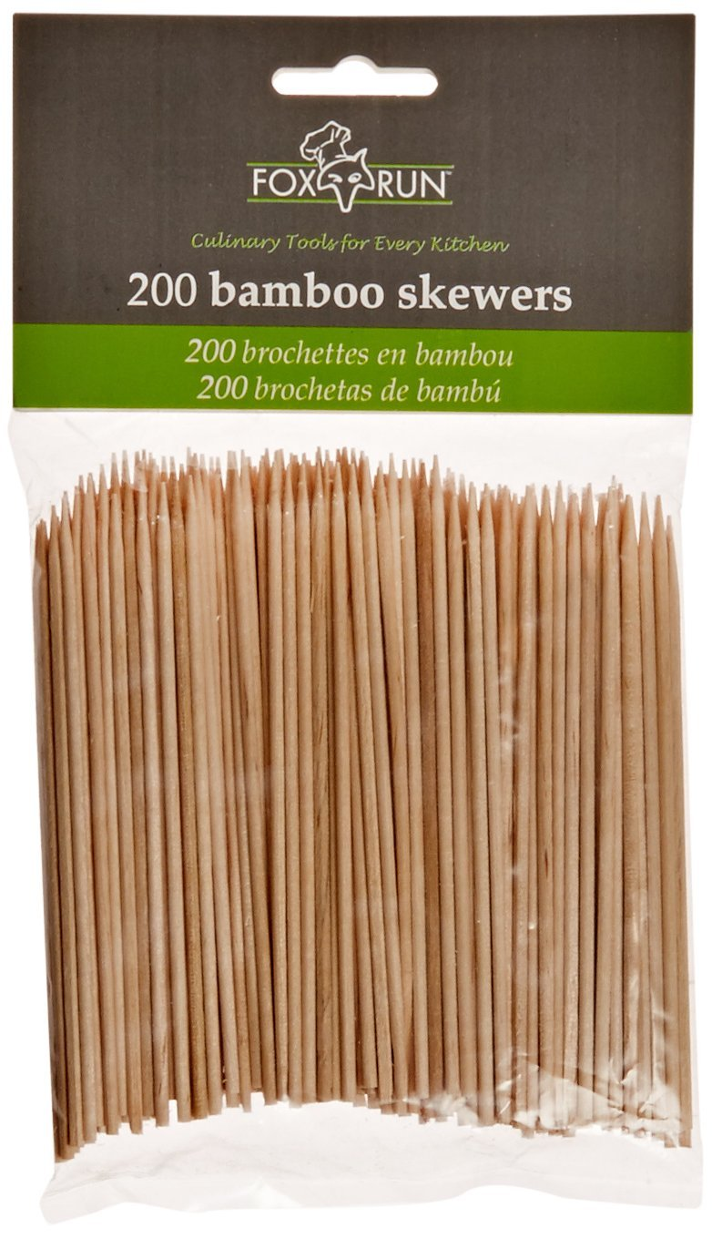 Fox Run Brands: Bamboo Skewers