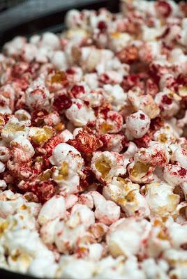 Blood Splattered Popcorn