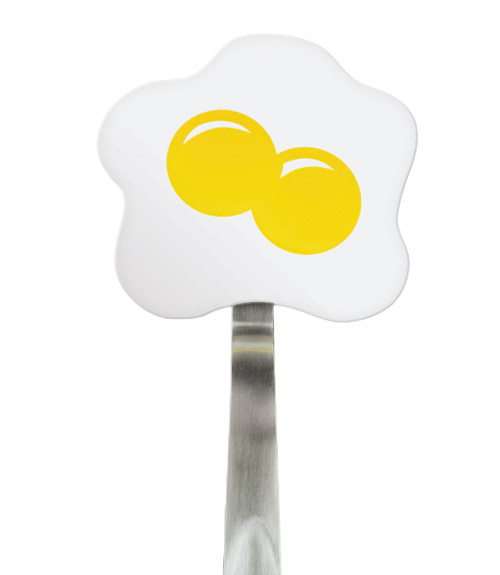 Tovolo Spatulart™ Fried Egg Nylon Flex Turner