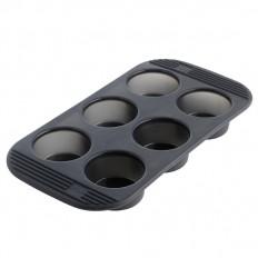 Mastrad: 6 MUFFIN PAN - SILICONE