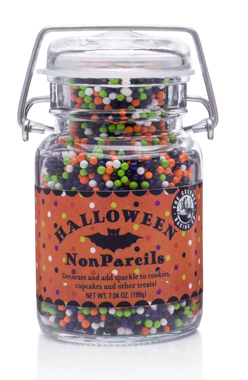 Pepper Creek Farms: Halloween Nonpareils