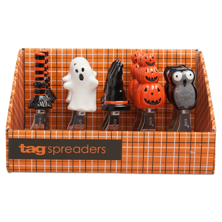 TAG: halloween spreader assortment of 15
