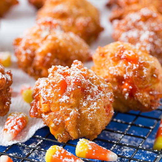 Deep-Fried Candy Corn
