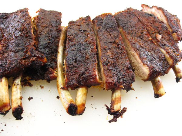 Slow Roasted St. Louis Style Ribs