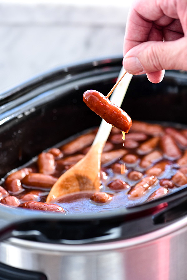 Slow Cooker Little Smokies