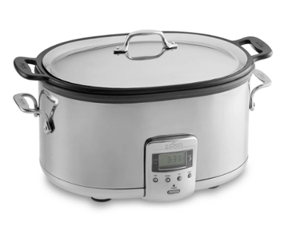 ALL-CLAD 7 Qt. Slow Cooker with Aluminum Insert