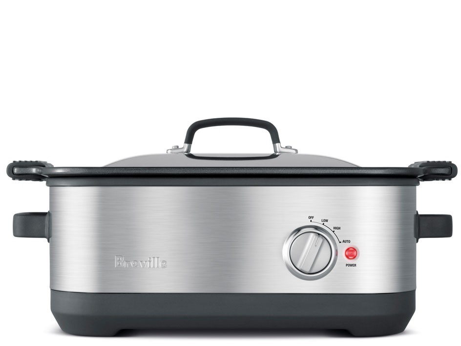 Breville: Slow Cooker with EasySear