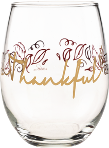 Culver: Thankful Stemless Wine