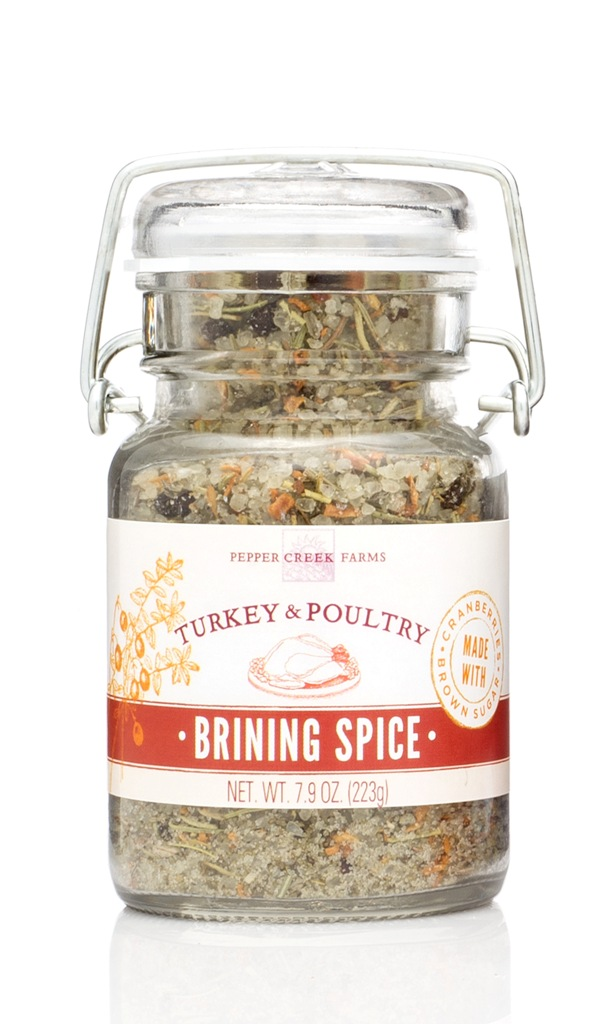 Pepper Creek Farms: Turkey and Poultry Brining Spices