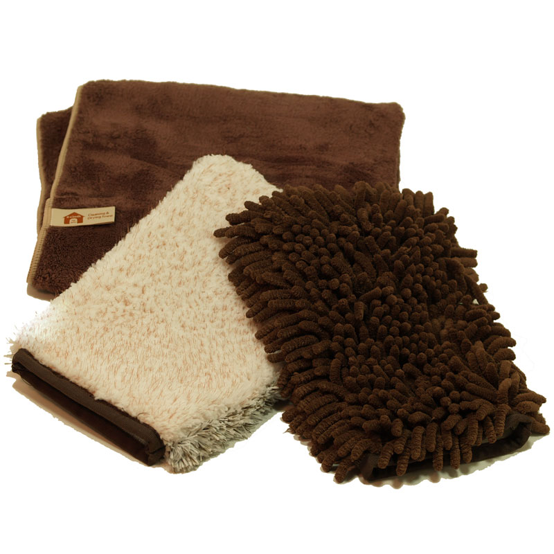 e-cloth: Pet Grooming Set