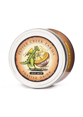 Pepper Creek Farms: Toasted Onion Dip Mix
