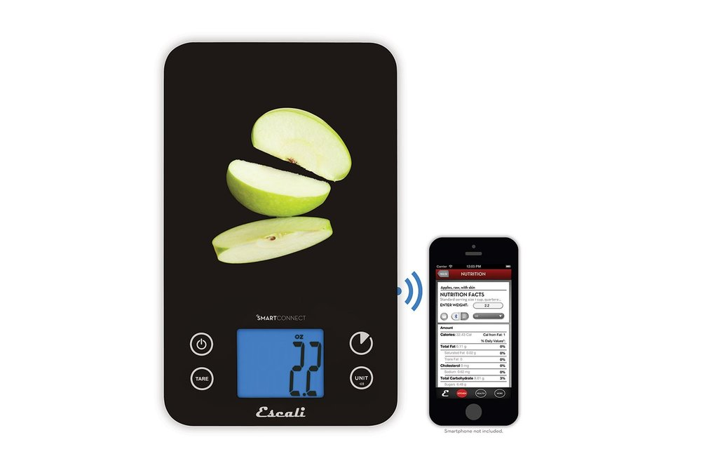 Escali - SmartConnect Kitchen Scale
