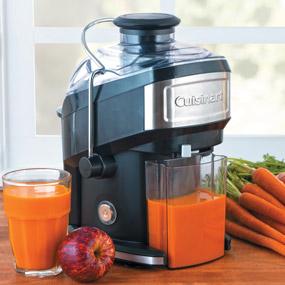 Cuisinart: Compact Juice Extractor