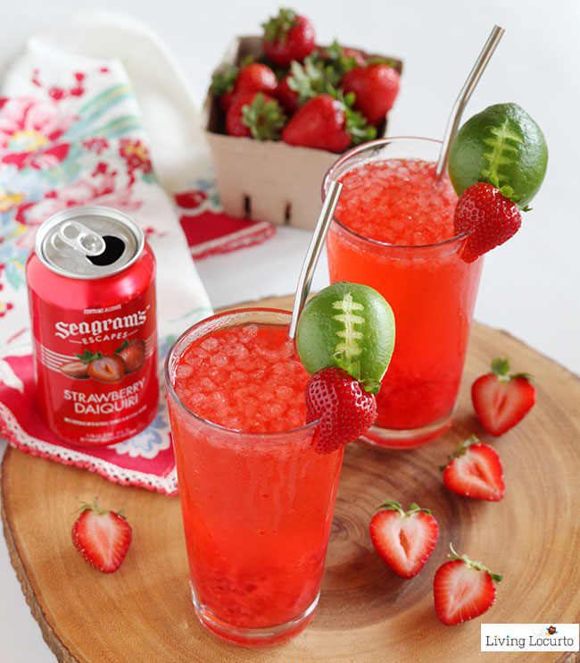 Strawberry Club Special Cocktail