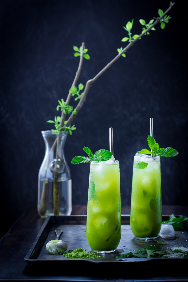 Cucumber Mint Sangria