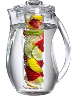 Prodyne: Fruit Infusion™ Natural Fruit Flavor Pitcher