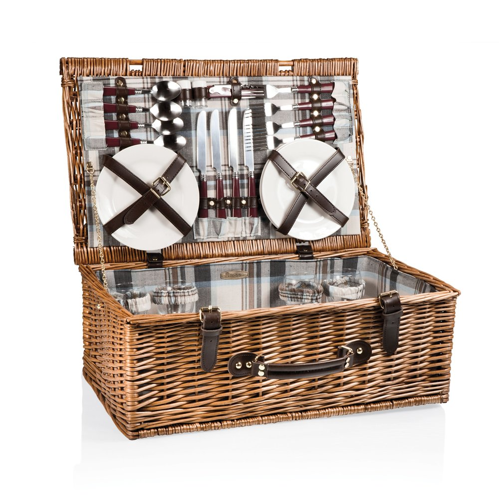 Picnic Time: NEWBURY PICNIC BASKET