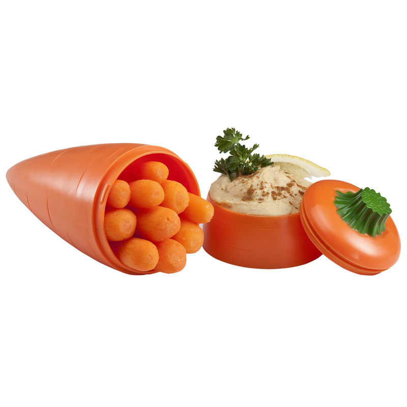 Gourmac: Carrots & Dip To-Go