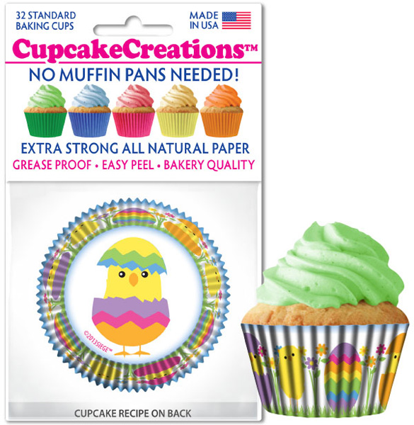 Cupcake Creations: Easter Liner