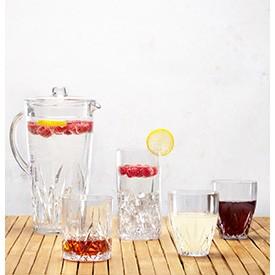 Qsquared: Aurora Drinkware