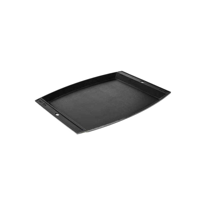 "Lodge: CAST IRON RECTANGULAR GRIDDLE 11.6"" X 7.75"""