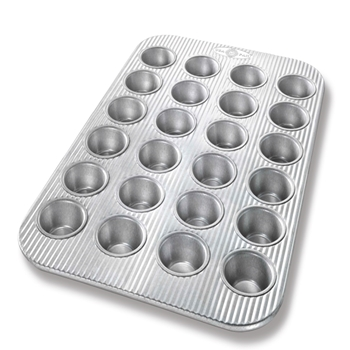 USA Pan: 24 Cup Mini Muffin Pan