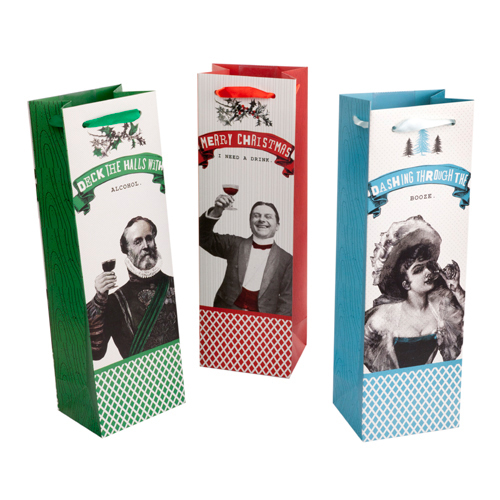 True Brands: Assorted Vintage Drinking Bags