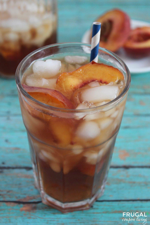 SIMPLE & SOUTHERN PEACH ICED TEA – LIKE SONIC