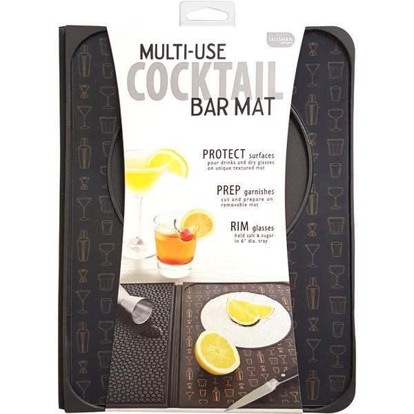 Talisman Designs: Multi-Use Cocktail Barmat