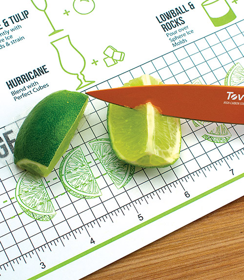 Tovolo: Ice Math™ Cutting Mat – Set of 2