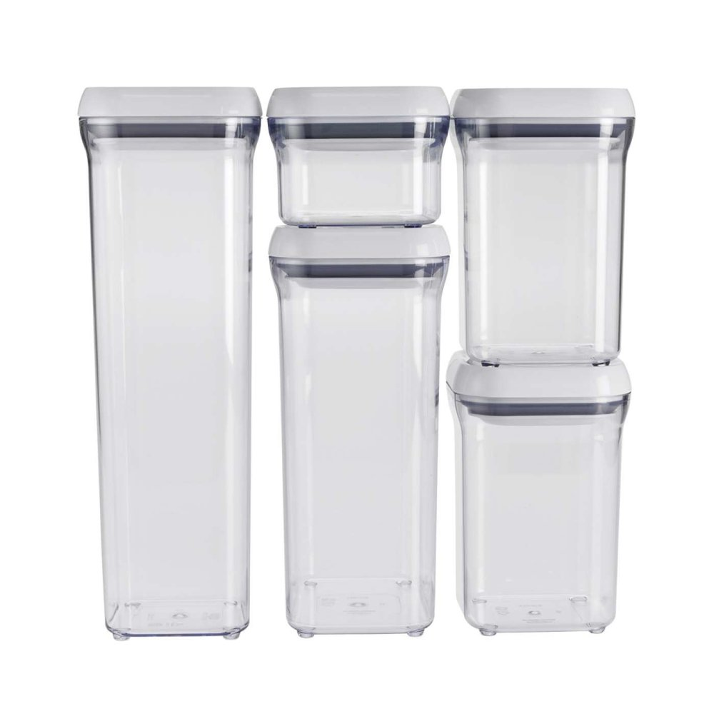 OXO: 5-Piece POP Container Set