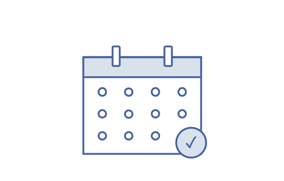 Schedule your own event - You set the topics, location, and date. We bring the content and speakers. It's that easy!