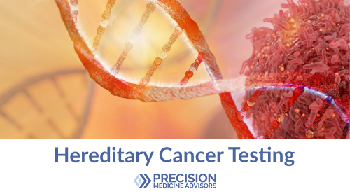 Upcoming course - enrolling soon - Learn how to use genetic testing to identify persons with hereditary cancer risk, to prevent and manage disease.Want to be notified when this course opens for enrollment? Join our mailing list below.
