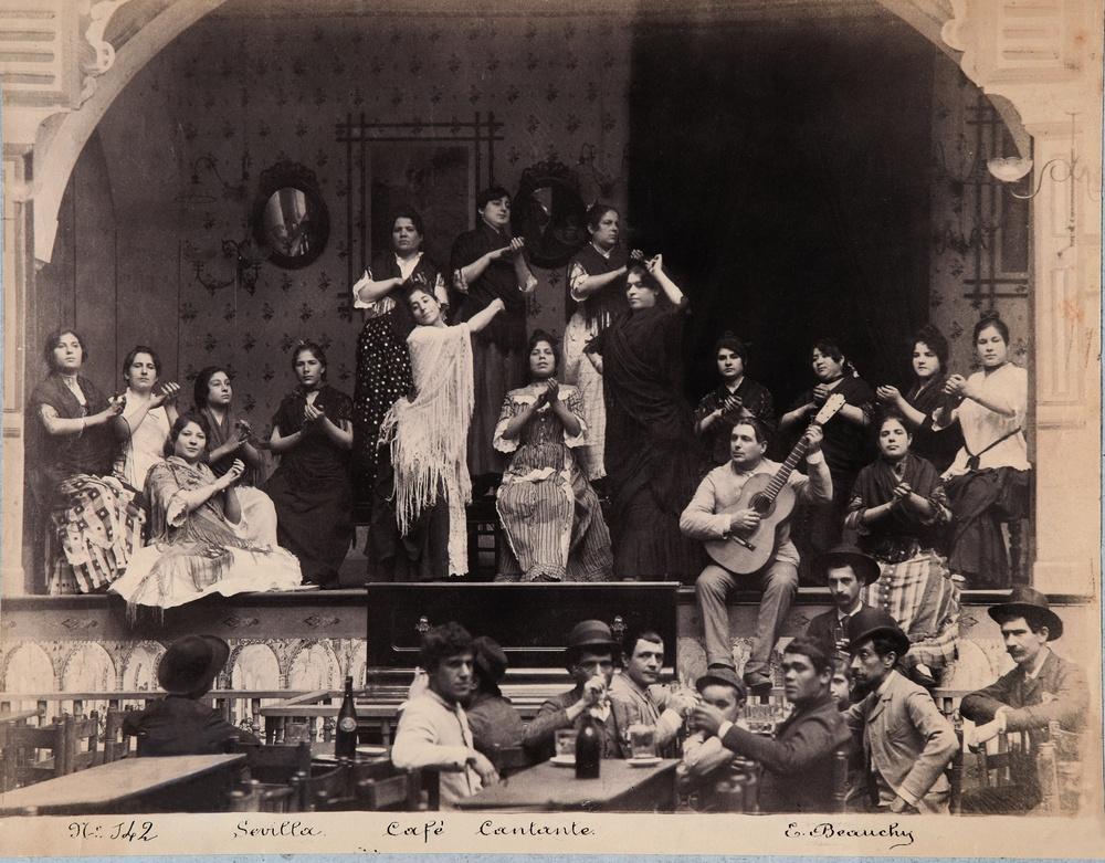 Historia de la guitarra flamenca en Espa�a