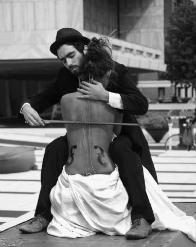 Relación del músico con su instrumento