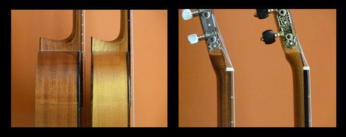 Guitarra flamenca o guitarra clásica