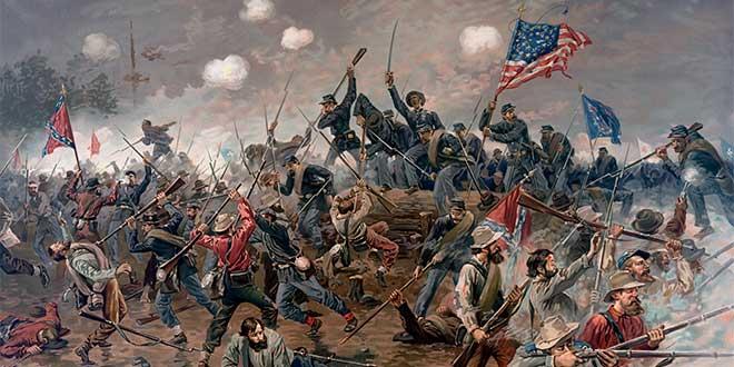 Historia del blues: la guerra de secesión