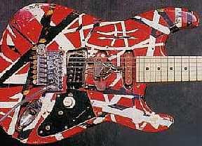 Qué guitarra comprar para tocar rock: superstrato