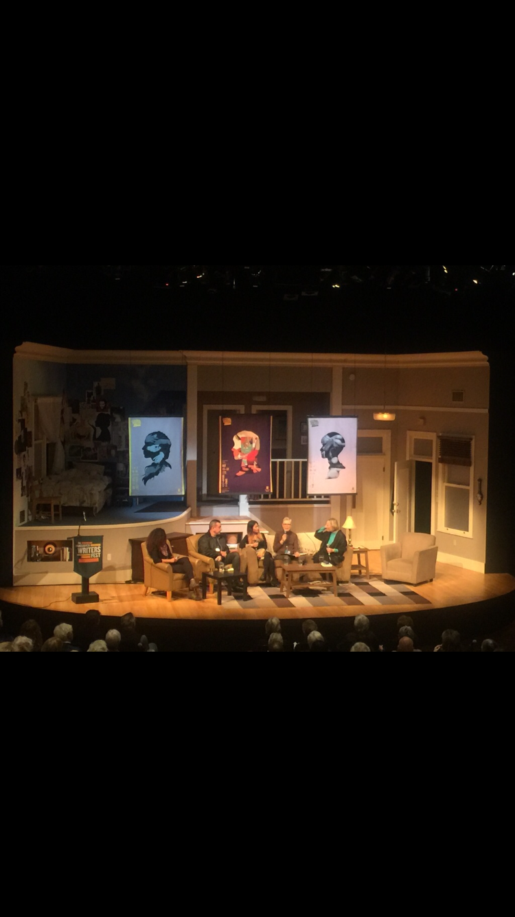 Vancouver Writers Fest 2018
