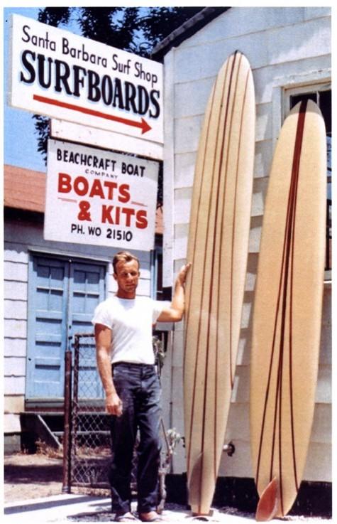 RENNY YATER, 1960's Photo by: John Severson (www.surferart.com)  {source]