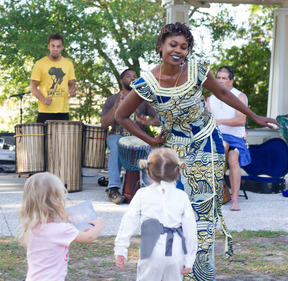 Gullah Gechee Night   April 2,2018