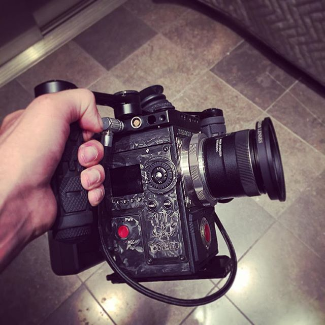 Compact 6K Weapon  #redweapon #filmmaking #cinematography #reddigitalcinema