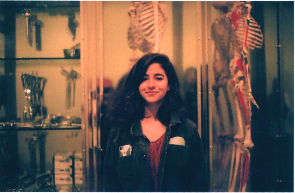 Sophia Alami-Nassif - Austin, TX.