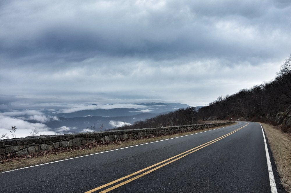 Shenandoah National Park Skyline Drive, VA