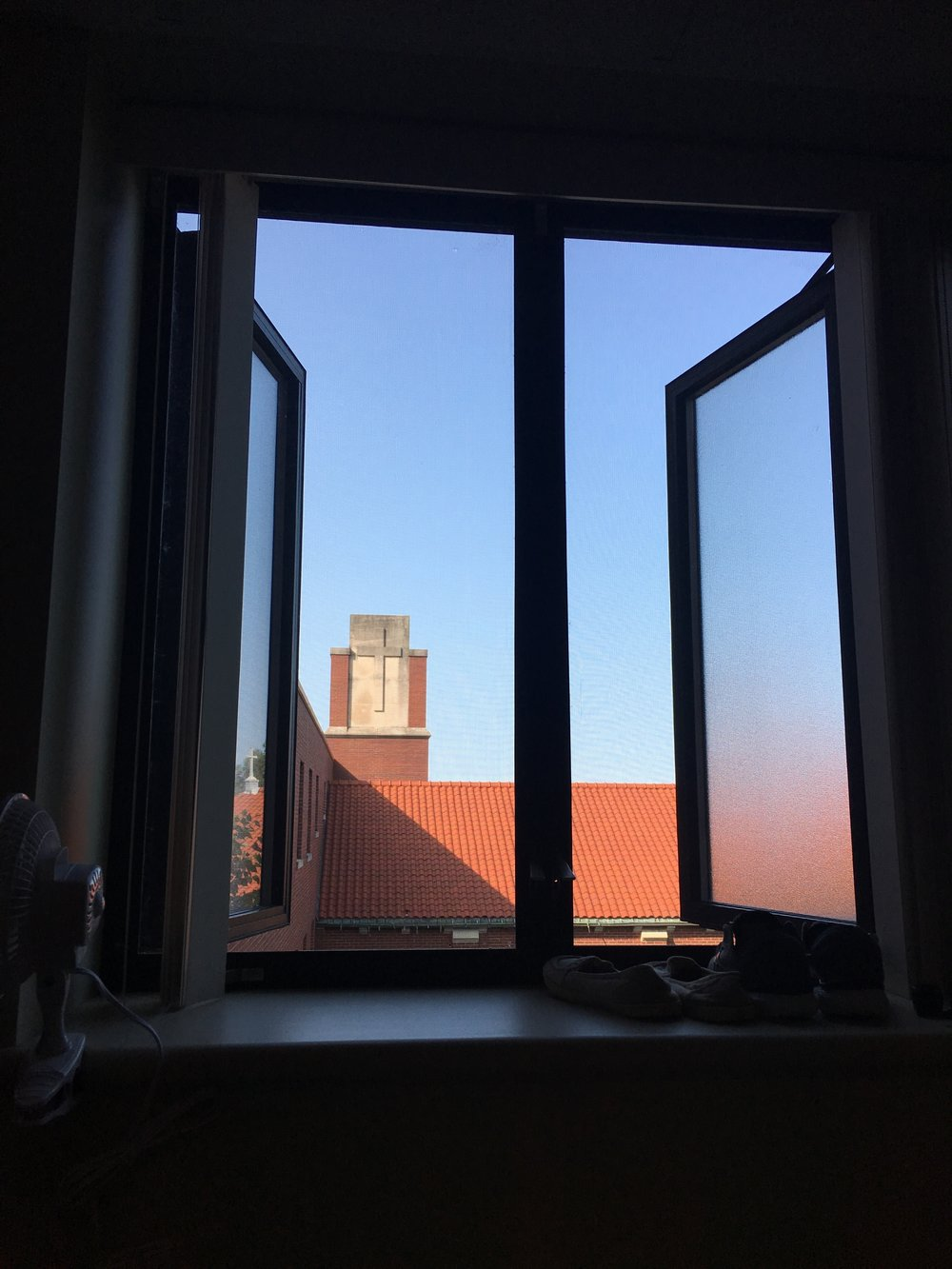 The View - Dorm life