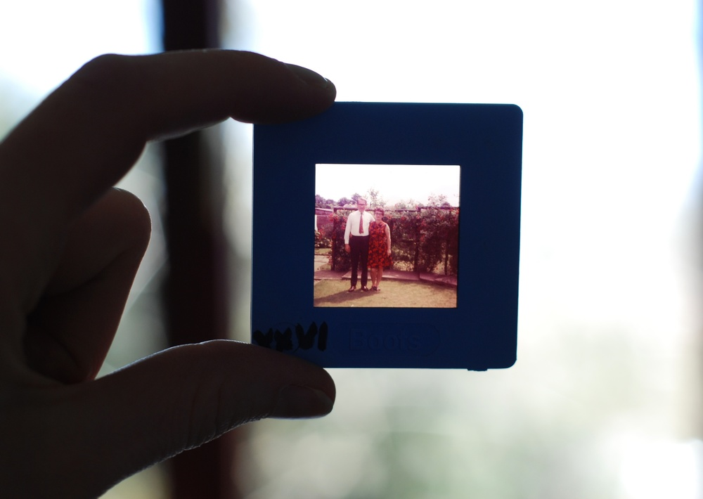 discovered photo slides