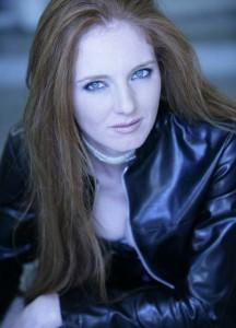 Virginia Hankins, model