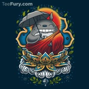 totoro buddha