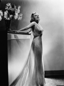 Actress Jean Harlowe
